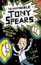 Tony Spears: The Invincible Tony Spears and the Brilliant Blob