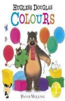 Hugless Douglas Colours Board Book