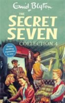 The Secret Seven Collection 4