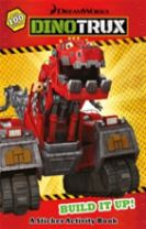 Dinotrux: Build and Rescue! Sticker Book