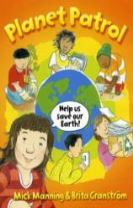 Planet Patrol: Planet Patrol: A Book About Global Warming