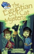 Race Further with Reading: The Egyptian Cat Mystery