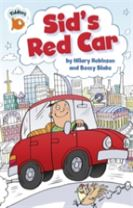Tiddlers: Sid's Red Car