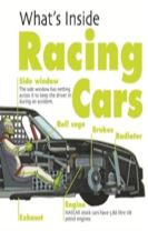 What's Inside?: Racing Cars