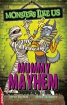 EDGE: Monsters Like Us: Mummy Mayhem