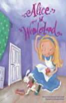 Alice in Wonderland Storybook