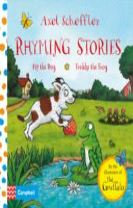 Axel Scheffler Rhyming Stories: Pip the Dog and Freddy the Frog