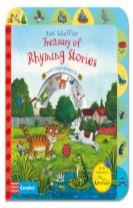 Axel Scheffler Treasury of Rhyming Stories Book and CD