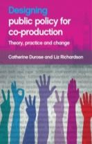 Designing public policy for co-production