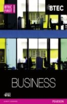 BTEC First Business Award Student Book