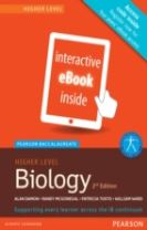 Pearson Baccalaureate Biology Higher Level 2nd edition ebook only edition (etext) for the IB Diploma