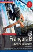 Pearson Baccalaureate Francais B new bundle (not pack)