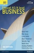 Edexcel AS/A level Business 5th edition Student Book and ActiveBook