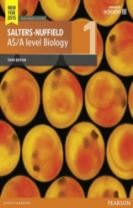 Salters-Nuffield AS/A level Biology Student Book 1 + ActiveBook