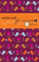 Pocket Posh Girl Word Search 2