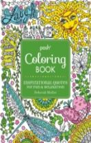 Posh Adult Coloring Book: Inspirational Quotes for Fun & Relaxation