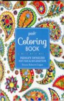 Posh Adult Coloring Book: Paisley Designs for Fun & Relaxation