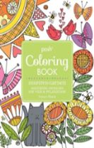 Posh Adult Coloring Book Inspired Garden: Soothing Designs for Fun & Relaxation