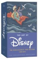 The Art of Disney 2015 Postcard Box