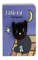 Little Cat : Finger Puppet Book