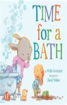 Time for a Bath Board Book