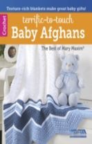 TERRIFICTOTOUCH BABY AFGHANS