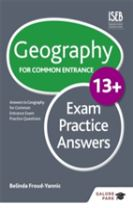 Geography for Common Entrance 13+ Exam Practice Answers