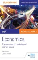 AQA Economics Student Guide 1: The operation of markets and market failure