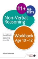Non-Verbal Reasoning Workbook Age 10-12