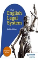 English Legal System Eighth Edition
