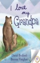 I Love My Grandpa - Picture Story Book