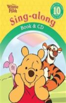 Disney Winnie the Pooh Sing Along Books