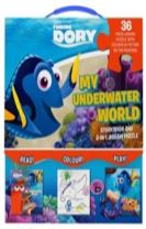Disney Pixar Finding Dory My Underwater World