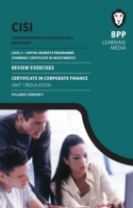 CISI Capital Markets Programme Certificate in Corporate Finance Unit 1 Syllabus Version 9