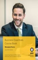 Business Essentials Managing Finance