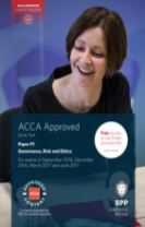 ACCA P1 Governance, Risk and Ethics