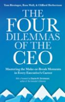 The Four Dilemmas of the CEO