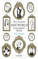 Terry Pratchett's Discworld Colouring Book: Artist's Edition
