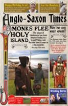 The Anglo-Saxon Times