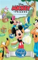 Disney Mickey Mouse with Lenticular