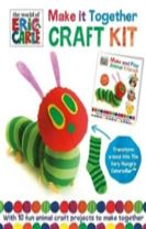 The World of Eric Carle Animal Friends Craft Kit