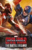 Marvel Captain America Civil War The Battle Begins!