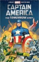 Marvel Captain America The Tomorrow Army