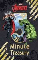 Marvel Avengers 5-Minute Treasury