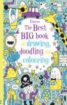 The Best Big Book of Drawing, Doodling & Colouring