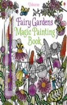 The Fairy Gardens Magic Painting Book