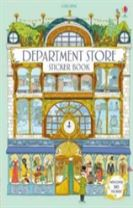 Doll's House Department Store Sticker Book