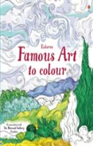 Famous Art to Colour