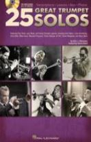 25 Great Trumpet Solos (Book/CD)