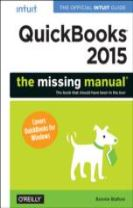 QuickBooks 2015 - The Missing Manual